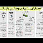 اینفوگرافی:جعبه ابزار پیشنهادی در جنگ علیه اینترانت