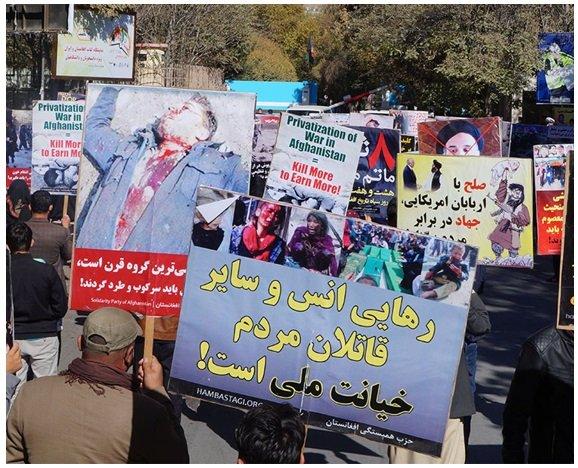 مخالفت مردمی با آزادسازی زندانیان طالب